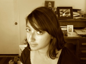 YA Author, Sarah Jamila Stevenson