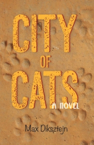 Book Cover Image of City of Cats